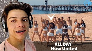 SIMPLESMENTE PERFEITOS Now United - All Day REACTION / REACT