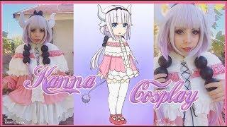 Kanna Kamui COSPLAY REVIEW -Miss Kobayashi's Dragon Maid