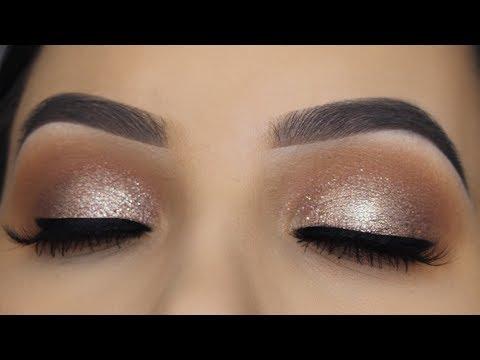 EASY 5 Minute Eye Makeup    Using ONLY 2 Eyeshadows