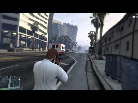 GTA 5 Online - Drunk and Disorderly (Lost Cause Gaming)