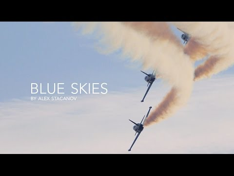 Blue Skies (Chisinau Airshow 2014, Авиашоу в Кишиневе)