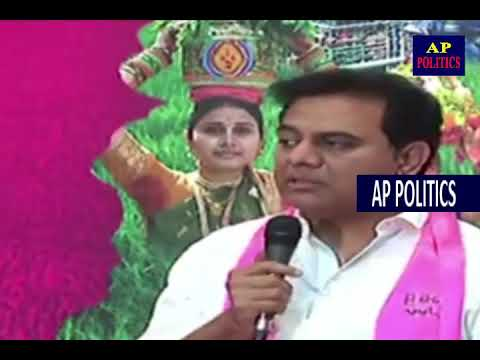 Minister KTR STRONG Warning to Telangana Congress Party   TRS Party AP Politics