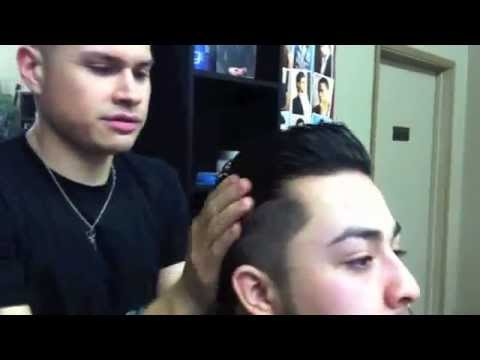 How To do a Pompadour Hair Style