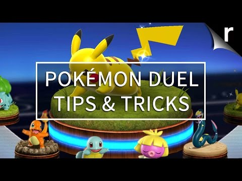 Pokémon Duel: Tips and Tricks