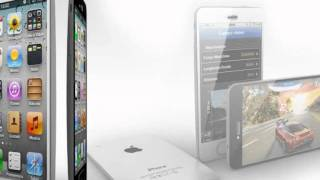 The New Upcoming iPhone 5 [concept]