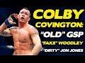 Colby Covington: