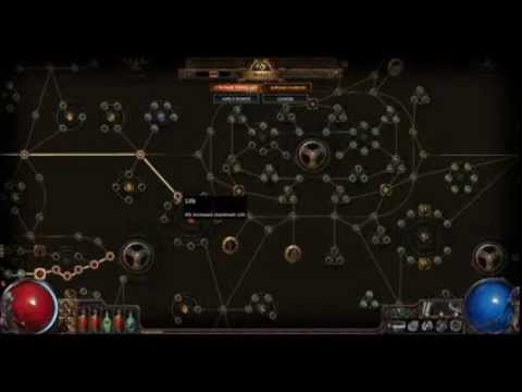 Path of Exile - Elemental Cleave Templar - Build Overview