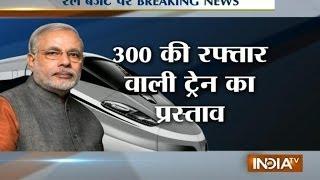 Bullet train corridor to be focus of Rail Budget