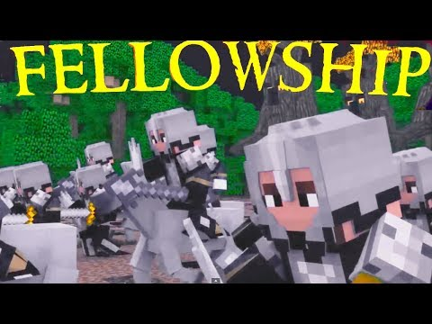 Minecraft | Modded Survival - Lord Of The Rings Fellowship Mod: Ep 2!