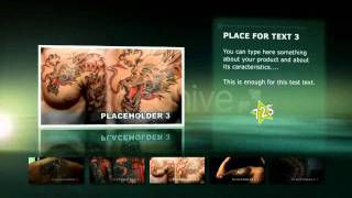 After Effects Templates Tattoo Studio Free Download