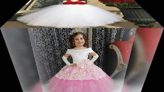 Little fairy dresses and Designs for baby girls|latest collection 2018