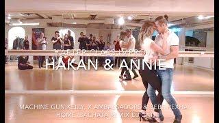 Download Lagu Machine Gun Kelly, X Ambassadors & Bebe Rexha - Home  | Håkan & Annie Bachata Sensual Gratis STAFABAND
