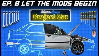Dyno Test & Performance Mods On MBProjectCar | MotorBeam