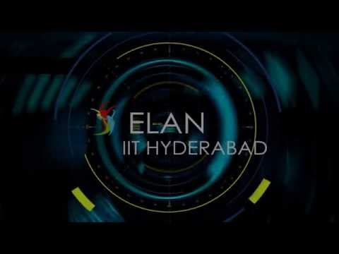Quadcopter Workshop of ELAN,IIT Hyderabad