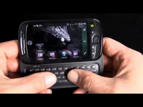 Video: T-Mobile myTouch 3G Slide Review: Hardware