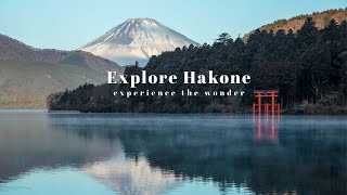 Private Tour with Explore Hakone