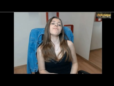 Sexy Girl In Front Of Webcam 1