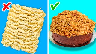 29 DELICIOUS KITCHEN HACKS TO SHOCK YOUR GUESTS