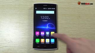 Homtom HT7 UNBOXING, SPECS, CAMERA, DISPLAY, ANTUTU, GAME REVIEW FROM 1949deal.com