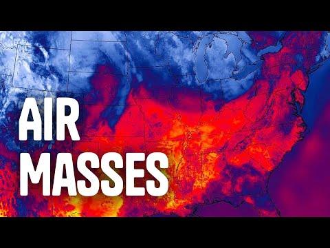 Air Masses Video