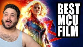 Captain Marvel Review - BEST MCU MOVIE!