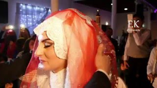 Turkish islamic wedding clip - Magnifique Mariage islamique FK photography