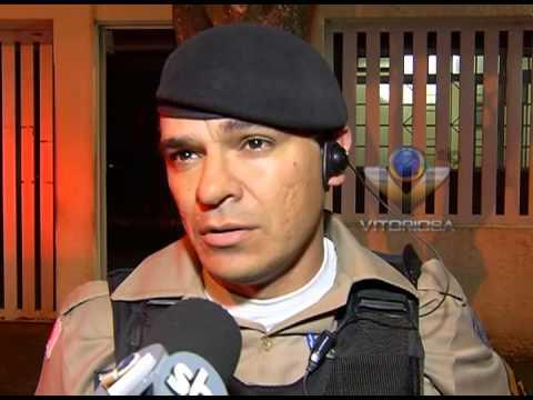 Dupla é presa no bairro Mansour com carro roubado - parte 2