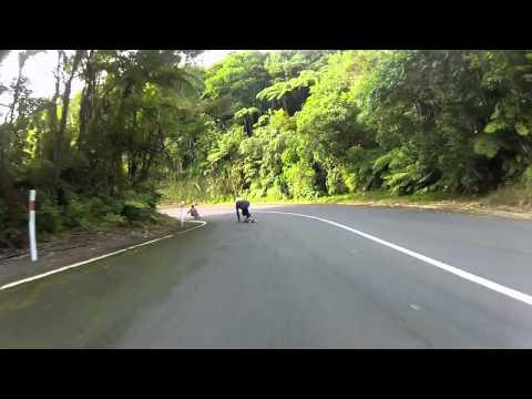 Longboarding NZ: Secret Hills
