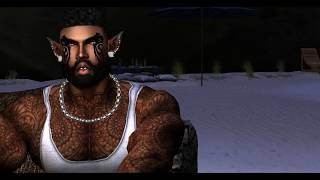 Second Life Tribute To Usher Tell Me starring Josiah And Shante