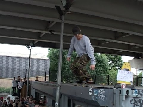 Dwindle Dist Manchester Demo - July 30th - Ryan Decenzo, TJ Rogers, Tommy Sandoval, Flo Mirtain