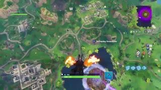 Fortnite new quad en event en royale bomber en rare emote en pickaxe