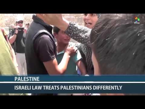 Israel Releases 12-Year-Old Palestinian Prisoner