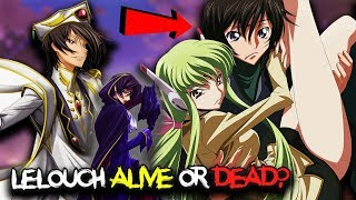 Lelouch's True Fate DEBUNKED After 10 Years - Zero Requiem Explained | Code Geass R3 Season 3