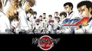 MangaPod Book Club #186: Ace of Diamond (Vol. 5 - 10, Ch. 41 - 89) ft. AnimeIntensity!