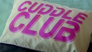 Cuddle Club (Fight Club Parody)