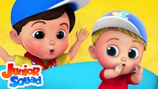 Peek A Boo Song | Nursery Rhymes \u0026 Kids Songs | Children Rhyme
