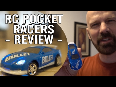 RC Pocket Racers Review