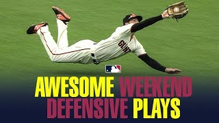 Awesome Weekend Defensive Plays (6/13 to 6/15)