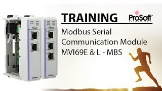 Set Up: Modbus Serial Setup Tutorial for CompactLogix MVI69E-MBS