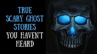 4 Scary Ghost Stories! (Babysitting, Victorian Homes, Rocking Chairs)
