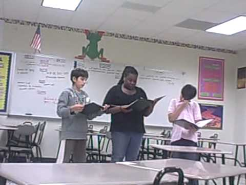 Readers Theater (Three Little Pigs)