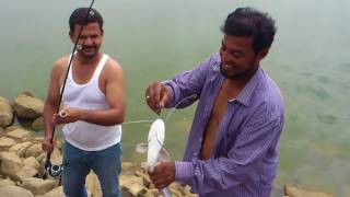 Kotepally Fishing Reports from telangana, India