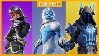 TOP 30 BATTLEPASS ITEMS & SKINS VAN SEASON 7!! - Fortnite
