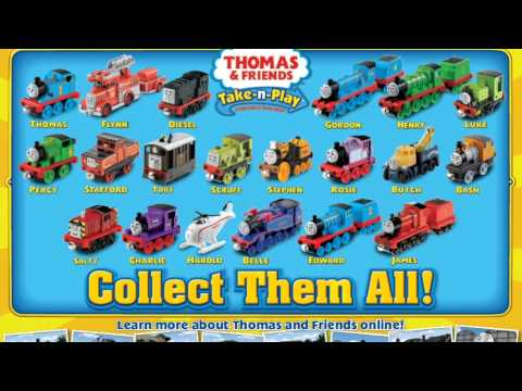 New 2013 Take n Play Stephen King of the Railway Thomas Friends >>