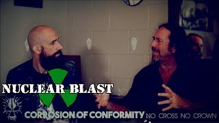 CORROSION OF CONFORMITY - How did you come to work with John Custer? (No Cross No Crown trailer #2)