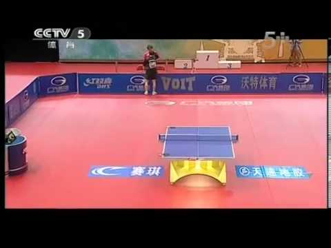 2013 Asian Cup (ms-3rd.place) Chuang Chih-Yuan - Alamiyan Noshad [Full Match/Chinese]