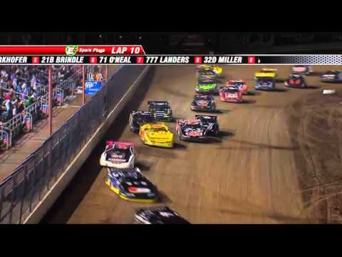 Lucas Oil Late Model Dirt Series - 2011 - Show-Me 100