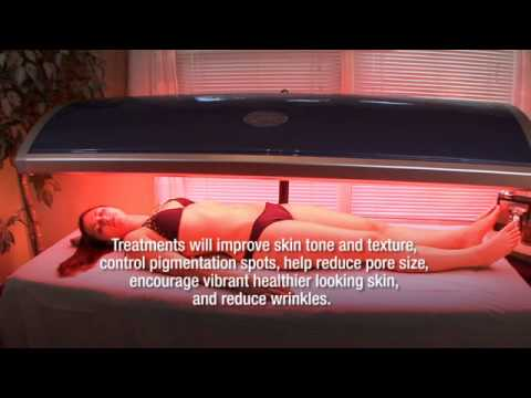 Collagen Bronze At Home Red Light Therapy / Tanning Unit