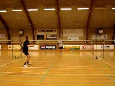 Serie 2 Badminton: VRI-Akademisk BK 2 (part two)