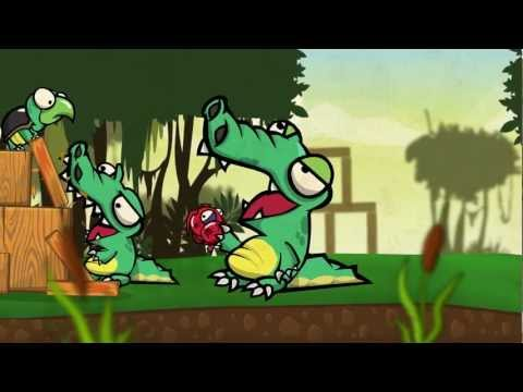 Angry Swamp Choot 'em Game Trailer video